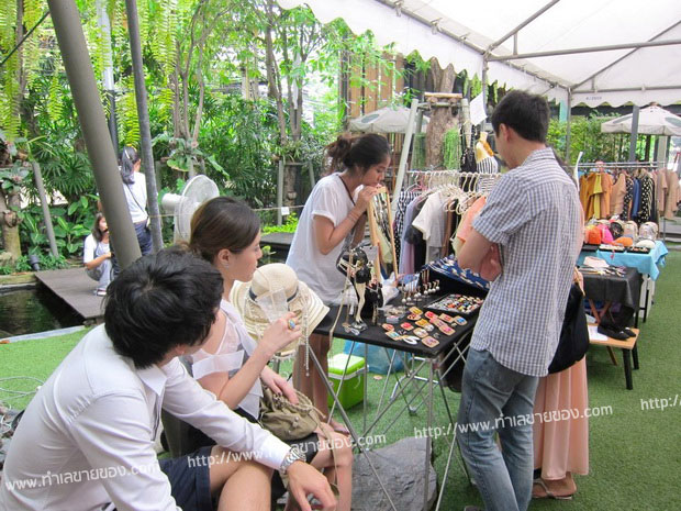 Aree Garden Saturday Market