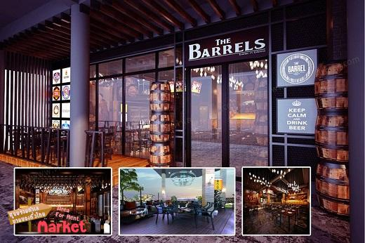 The Barrels beer n bistro